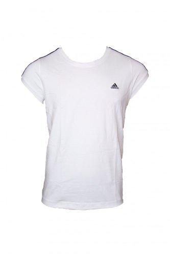 adidas ESS 3S Fitness T-Shirt, Damen Größen:50