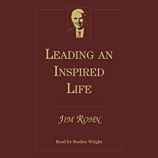Leading an Inspired Life audiobook cover art
