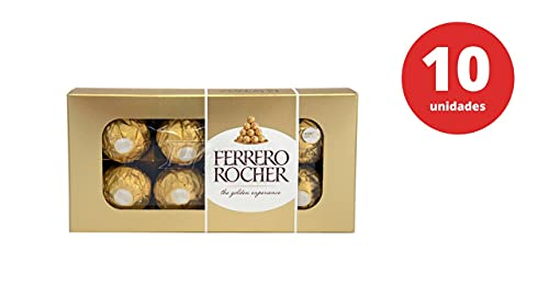 Kit C/80 Ferrero Rocher  10 Cx Ferrero T8