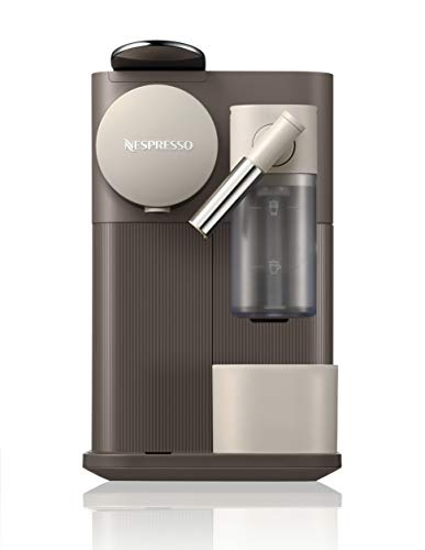 Nespresso by De'Longhi Lattissima One Original Espresso Machine with Milk Frother by De'Longhi, Warm Slate