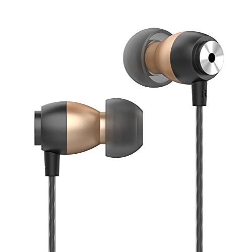 Betron Earphones, Wired In Ear Earphones Headphones, Noise Isolating Design...