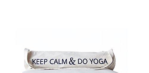 Amore SONP Handarbeit Custom Yoga Matte Tasche in hochwertiger–Hand bestickt...