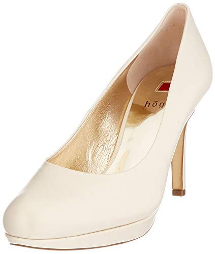 HÖGL Damen Studio 80 Champagne 8 0-128003 Pumps