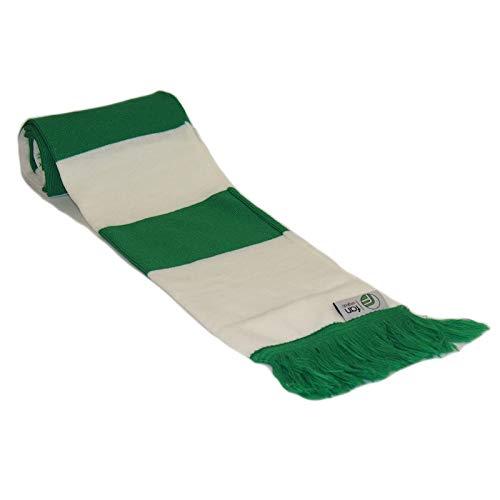 fan originals Classic Football Bar Scarf in Celtic Colours