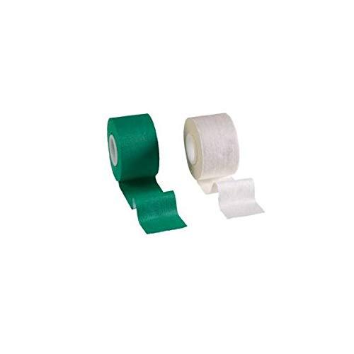ASKINA Tape Pfl.10mx3,8cm weiss unelast., 1 St