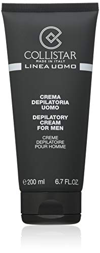 Collistar Crema Depilatoria Uomo - 200 ml.