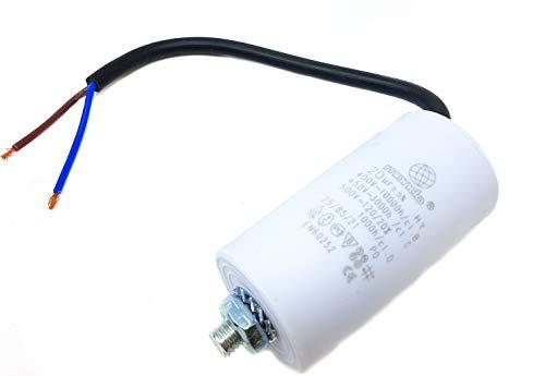 20 µF Condensador con cable, 450V