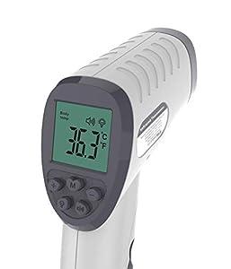 Termómetro digital de infrarrojos Cloc
