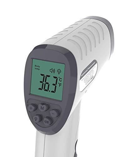 Termometro digitale a infrarossi Cloc