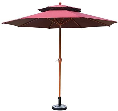 MFLASMF Housewares - Sombrilla de jardín (2,7 m)