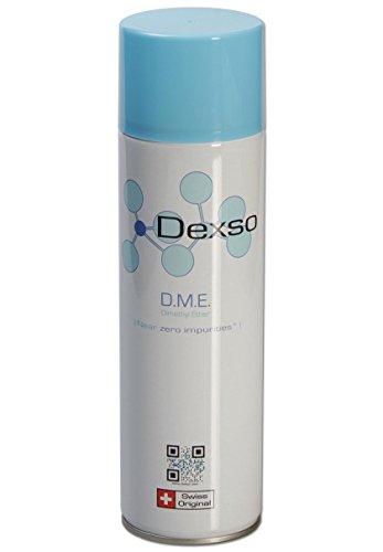 2er SET Dexso D.M.E. Dimethylether (organisches Lösungsmittel) 2x 500 ML Extraktion #SF (28,90€/1000ml)