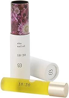 ウカ(uka) ネイルオイル 18:30(イチハチサンゼロ)〈フェミニンな香り〉 5ml