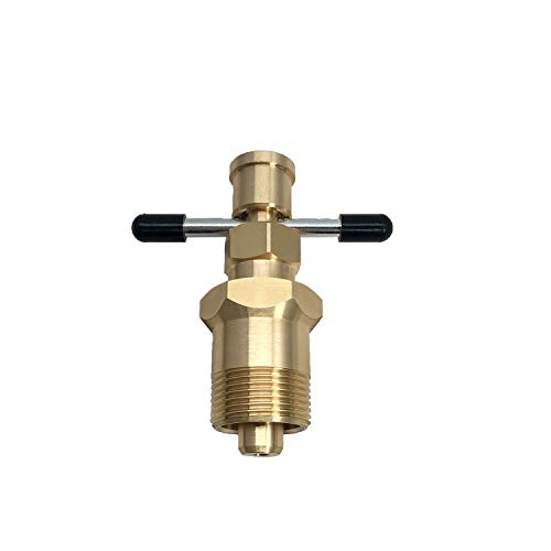 BELEY 15mm & 22mm Olive Puller, Removal Tool Solid Brass Copper Pipes Fitting