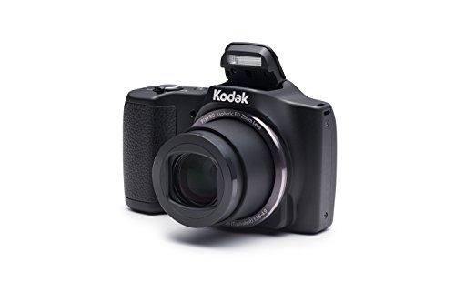 Kodak FZ201 PIXPRO FZ201 Friendly Zoom Digitalkamera 16 Megapixel schwarz