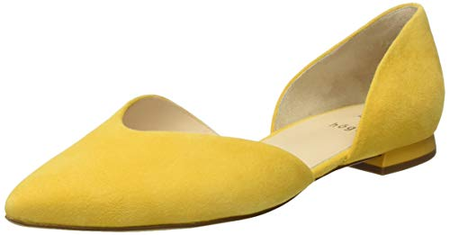 HÖGL Damen Tenderly Geschlossene Ballerinas, Gelb (Yellow 81, 37.5 EU