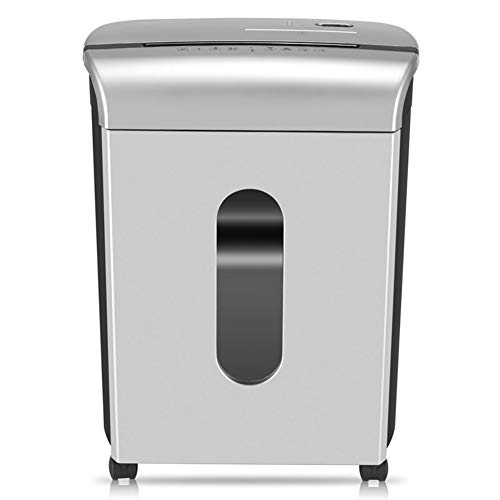 Buy Bargain FEE-ZC 8-Sheet Micro Cut Heavy Duty Paper Shredder, 10-Minute Continuous Running Time, P...