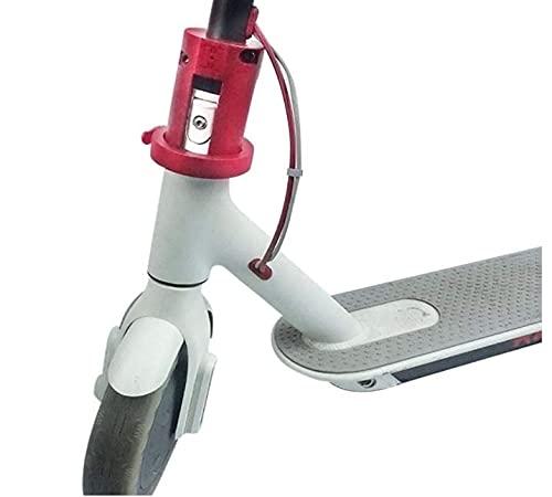 Makluce Scooter Patinete de aluminio de alta resistencia accesorios de patinete para la aviación Adecuado para Xiaomi M365 Pro (7 cm 10,5 cm 6 cm)