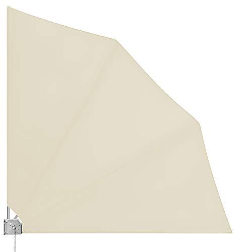 Deuba Deuba klappbar mit Wandhalterung 140x140cm Bild