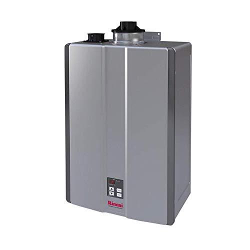 Rinnai RU180iN Sensei Super High Efficiency Tankless Water Heater, 10 GPM - Natural Gas: Indoor Installation