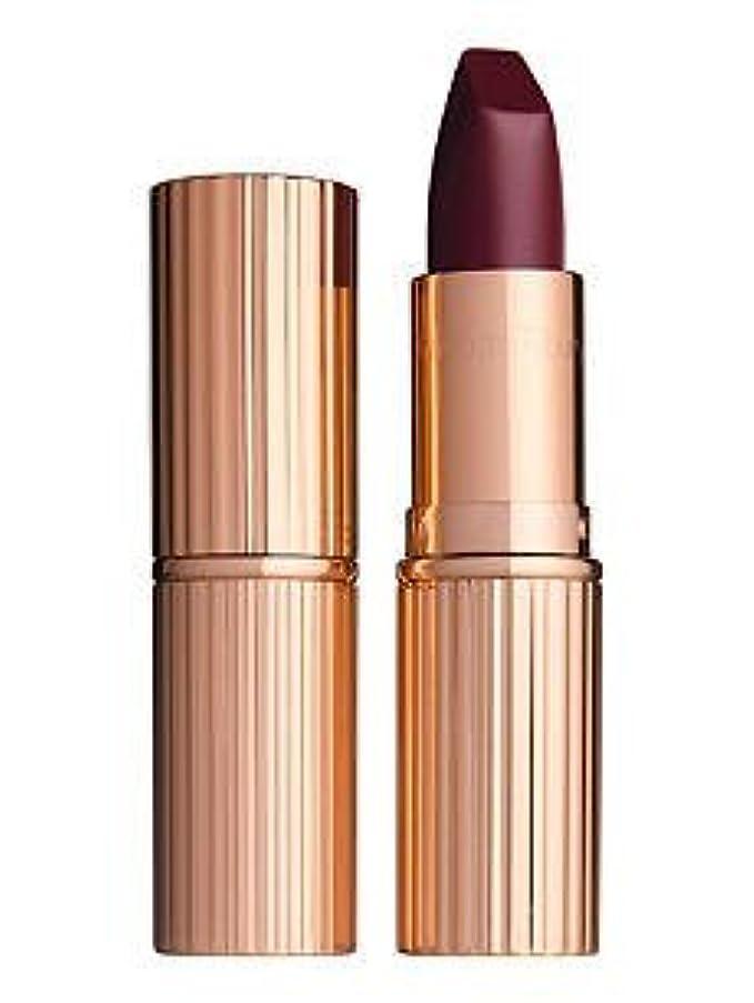 市長優れたなくなるMatte revolution lipstick GLADSTONEBERRY by CHARLOTTE TILBURY