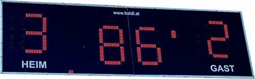 Baldi Sports Factory Anzeigetafel Derby 19 RC Stadion