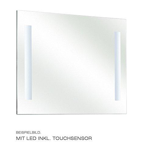 PELIPAL Trentino 1070/1100 Spiegel mit LED / 110 x 70 x 3 cm/EEK: A++