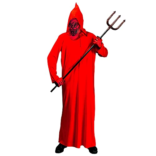 WIDMANN Widman - Disfraz de Halloween Lucifer adultos, talla S (2781)