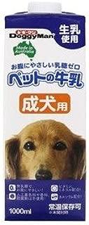 (まとめ)ドギーマンハヤシ ペットの牛乳 成犬用 1000ml 【犬用・フード】【ペット用品】【×10セット】