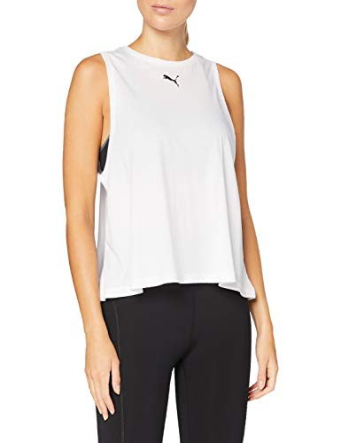 PUMA Modern Sports Tank Camiseta De Tirantes, Mujer