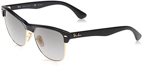 Luxottica S.p.A. Ray-Ban Herren 4175 Sonnenbrille, Schwarz (Negro), 57
