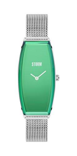 Storm London Suzi Lazer Green 47402/GN Reloj de Pulsera para Mujeres