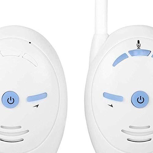 Yuyanshop Monitor de bebé inalámbrico, cifrado de datos inalámbrico Baby Monitor Intercomunic,(regulaciones australianas (100-240V))
