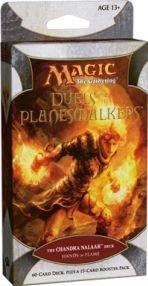 Magic - Duels Of the Planeswalkers - Chandra Nalaar Deck