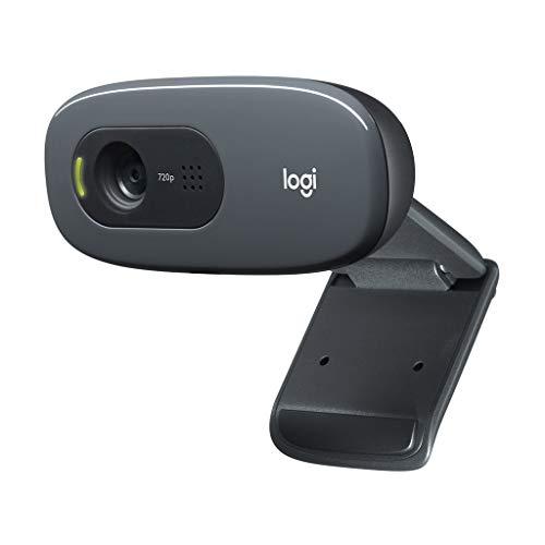 ロジクール ウェブカメラ C270n ブラック HD 720P ウェブカム ストリーミング 小型 シンプル設計 国内正規...