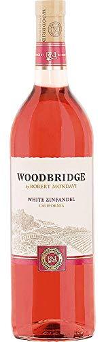 Robert Mondavi Woodbridge Woodbridge White Zinfandel 2016 (1 x 0.75 l)