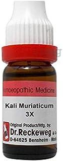 Dr. Reckeweg Germany Kali Muriaticum Dilution 3X