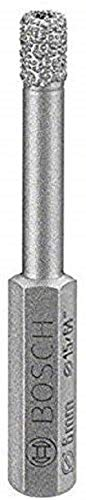 BOSCH 2608580890 - Broca diamante Standard seco: 6mm