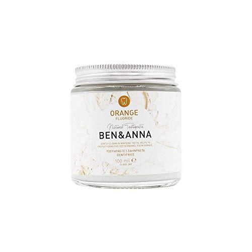 Ben&Anna Toothpaste Orange with Fluoride, 100 ml