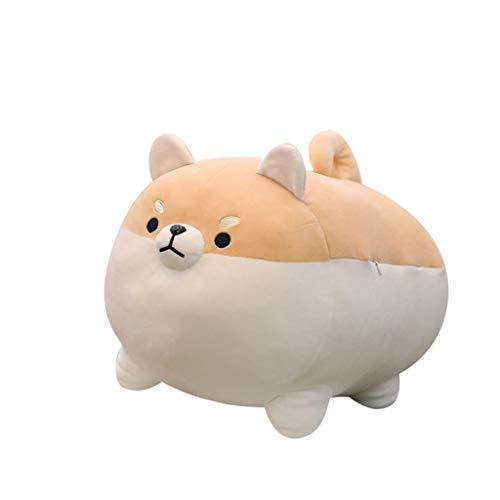 Anime Shiba Inu Peluche Relleno Lento Sotf Almohada Muñeca Dibujos Animados Doggo Lindo Shiba Juguete Suave para Niños y Adultos