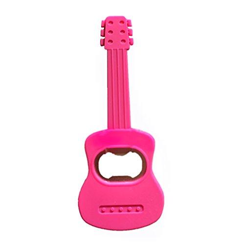 Outlook Design Italia Guitar Apribottiglie, Rosa