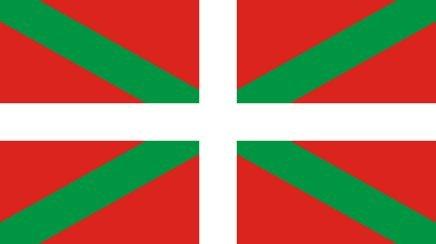 Durabol Bandera de Euskadi Pais Vasco 150 * 90 cm Satén
