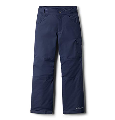 Columbia Starchaser Peak II, Pantaloni da Sci Bambina, Blu (Nocturnal), S