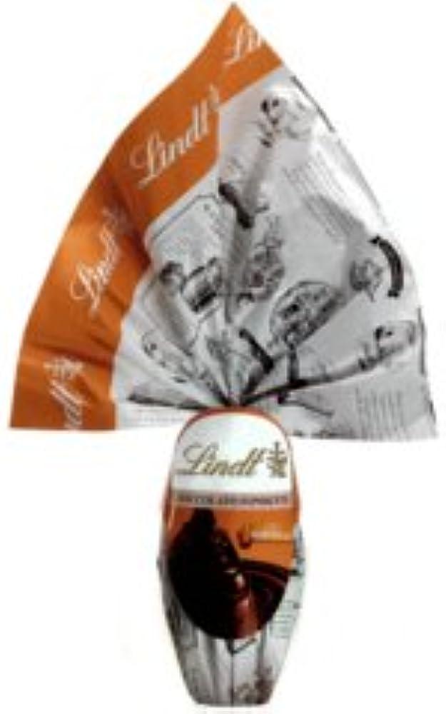 Lindt,uovo di pasqua al cioccolato fondente con sorpresa