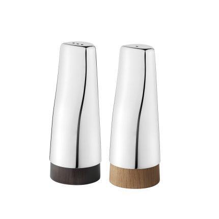 Georg Jensen BARBRY salt & pepper shakers