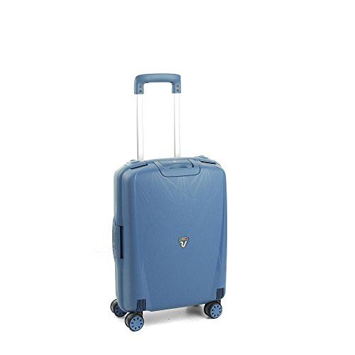 Roncato Light Maleta Cabina avión Azul, Medida: 55 x 40 x 20...