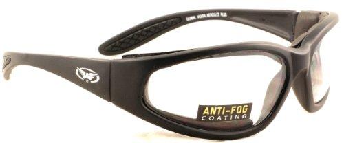 global vision clear ski glasses