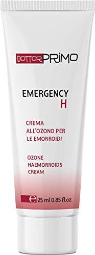 Emergency Hämorrhden Creme,Ozonpflege Creme,Feigwarzen Behandlung,zur Pflege Analbereich&Intimbereich, 6 Fachwirkung als pflanzliche Therapieoption 25ml