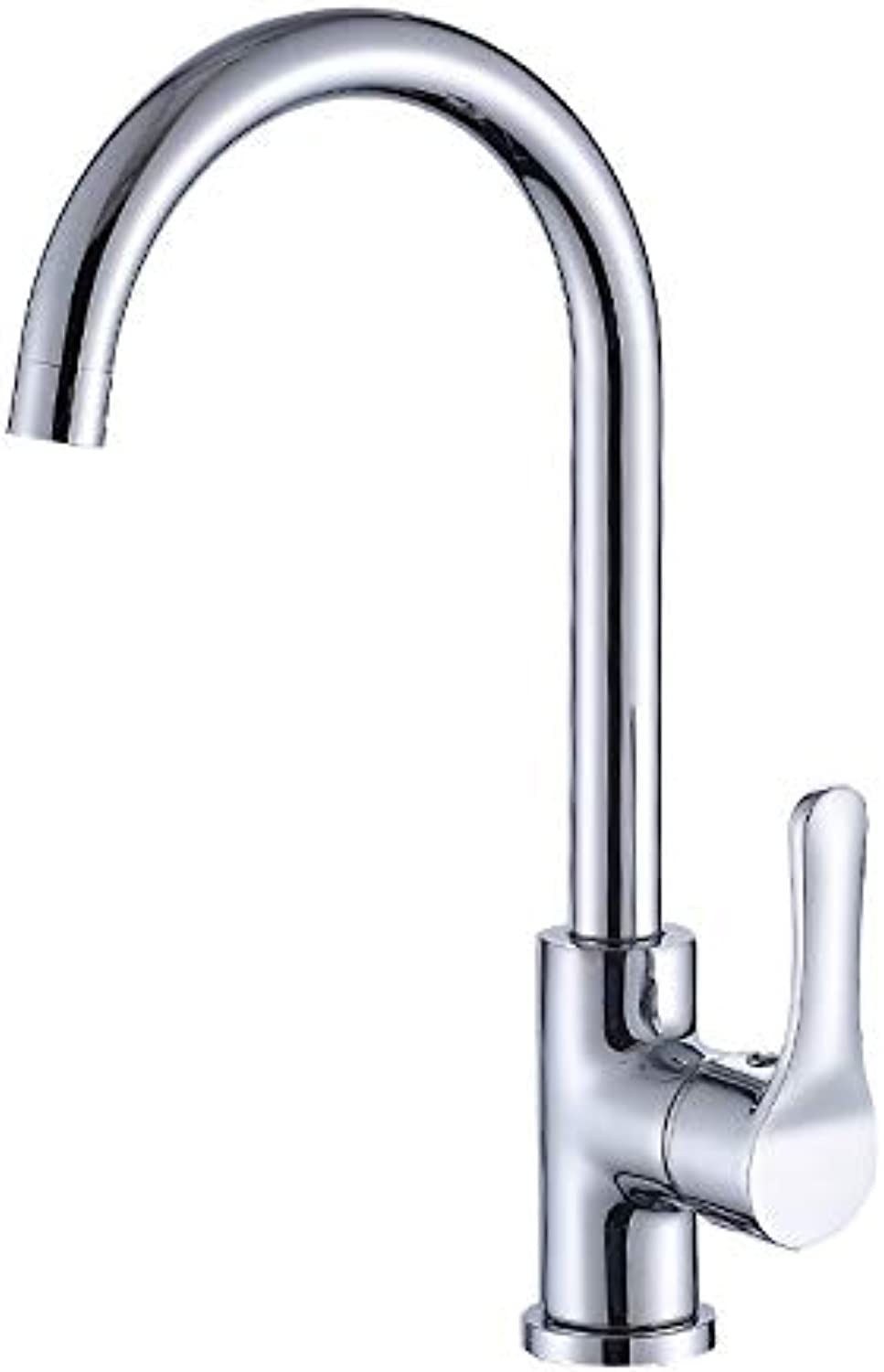 Bathroom Sink Basin Lever Mixer Tap Kitchen Faucet Kitchen Faucet Washing Basin Cold and Hot Water Faucet redating Sink Faucet Copper Faucet