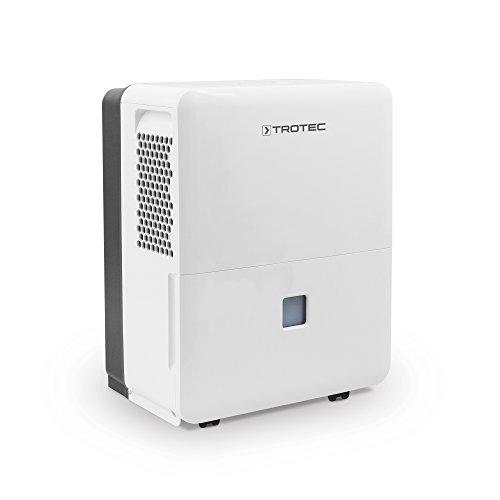 TROTEC Komfort Luftentfeuchter TTK 96 E (max.30 L/Tag), geeignet für Räume bis 230 m³ / 90 m²