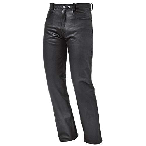 Held Cooper - Pantalones vaqueros para hombre, de piel suave, con forro 3/4 hasta la pantorrilla, bolsillos en las rodillas y en las caderas para protecciones opcionales, talla grande (54)